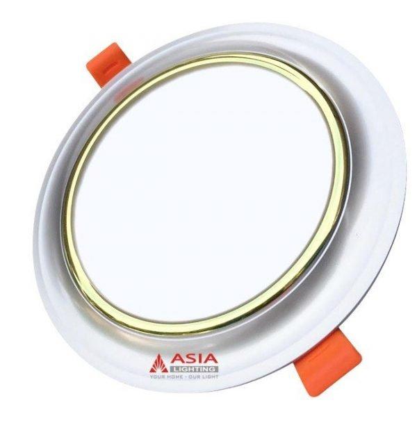 Đèn LED âm trần mặt cong MCV Asia