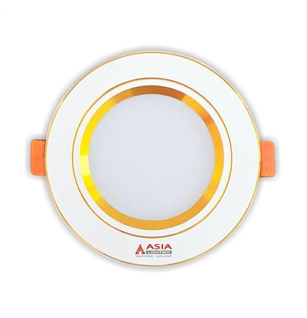 Đèn led âm trần mặt vàng MV5 Asia