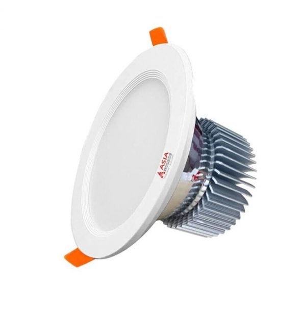 Đèn LED âm trần mặt mờ MM Asia