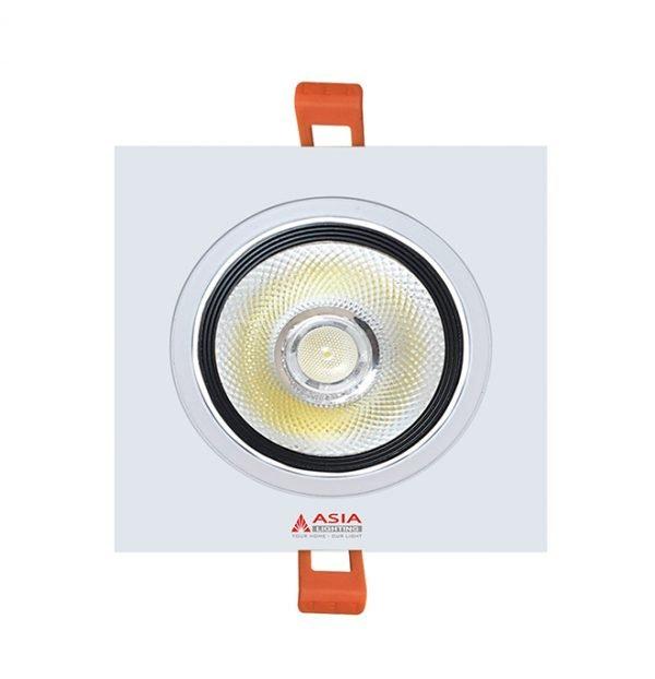 Đèn led âm trần mặt vuông AV Asia