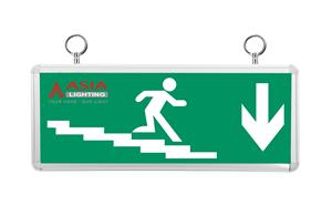 Đèn chỉ dẫn 3W Asia : Đi xuống cầu thang