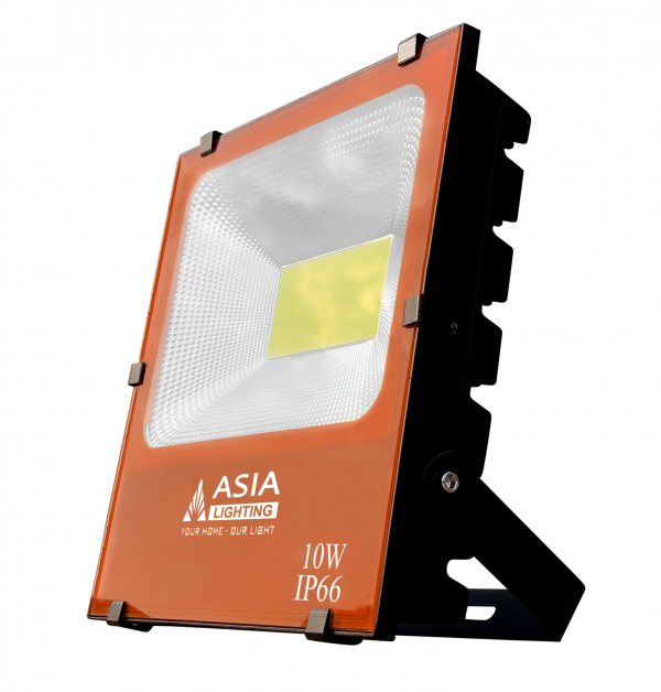 Đèn Pha Led Asia - vỏ cam
