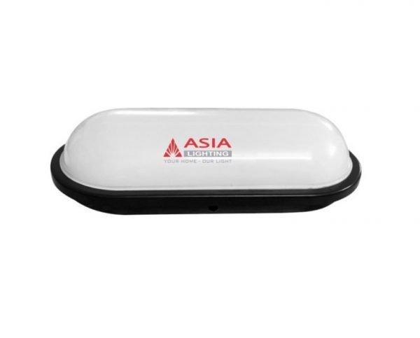 Đèn ốp nổi đa năng vỏ đen 20W OND20 Asia