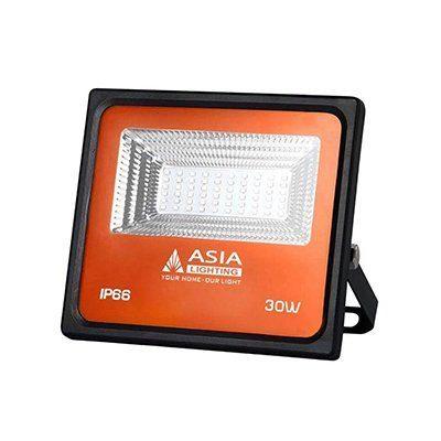 Đèn pha led 30W FLS30 SMD Asia - ánh sáng trắng vàng