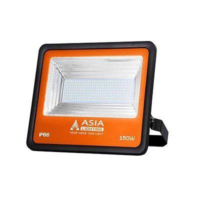 Đèn pha led đổi màu FLS SMD có điều khiển từ xa Asia