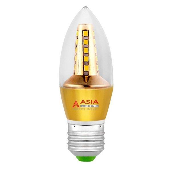 Đèn LED Kiểu Nến 5W ĐT5 Asia