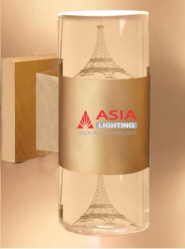 Đèn tường hai đầu tháp Elffel 12w DTU-TH Asia